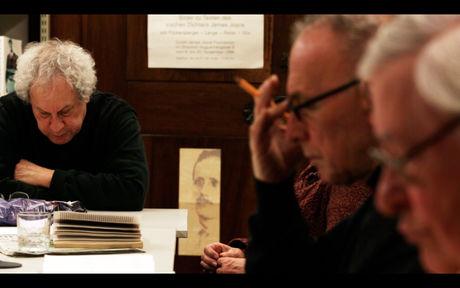 2 The Joycean Society. Film, 2013.