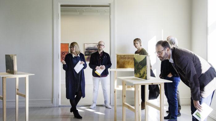 Omvisning Ingeborg Øien Thorsland
