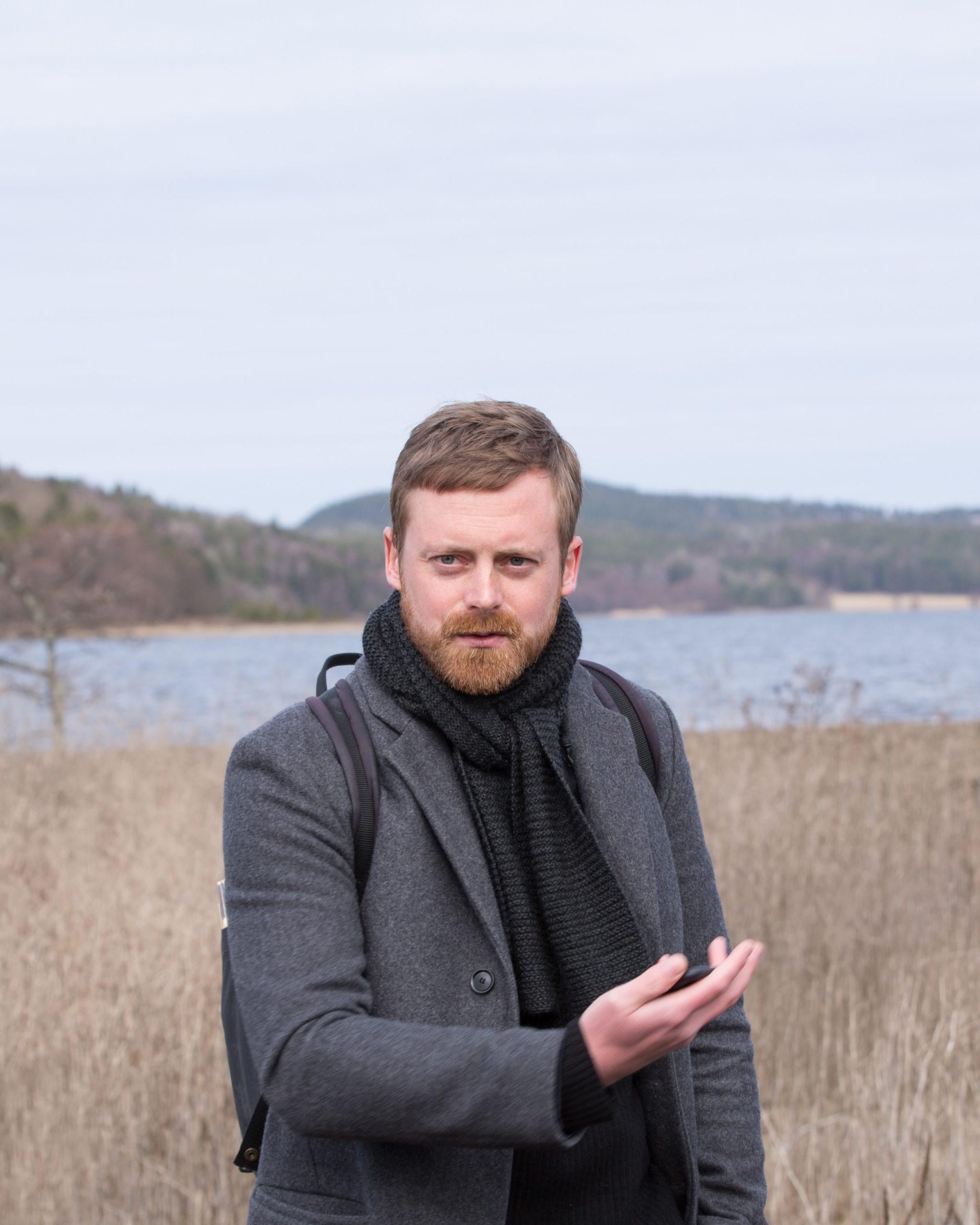 Portrett Jakob Oredsson Foto Lasse Leonhardsen